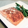 Salmon with Asian Dry Rub